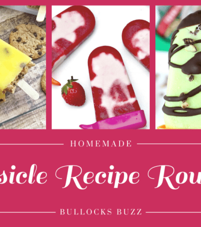 Homemade Popsicle Recipe Roundup