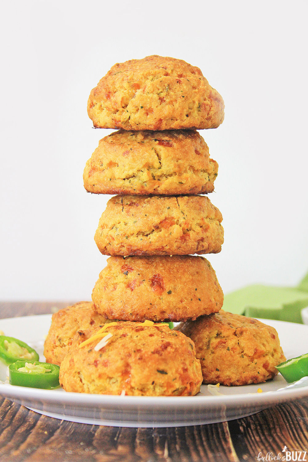 These sweet, crumbly Jalapeño Cheddar Cornbread Muffins are unbelievably easy to make and incredibly delicious.