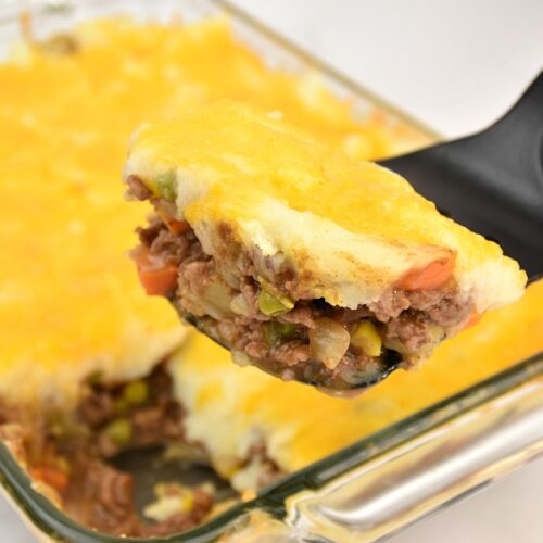 easy shepherd's pie recipe