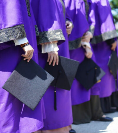 tips on how to graduate in style