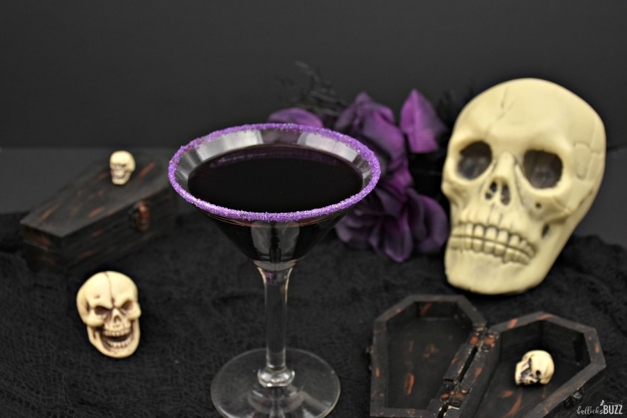 easy Gravedigger Halloween drink Recipe