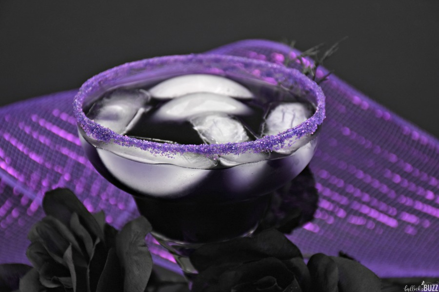 Magic Potion easy purple Halloween cocktail recipe
