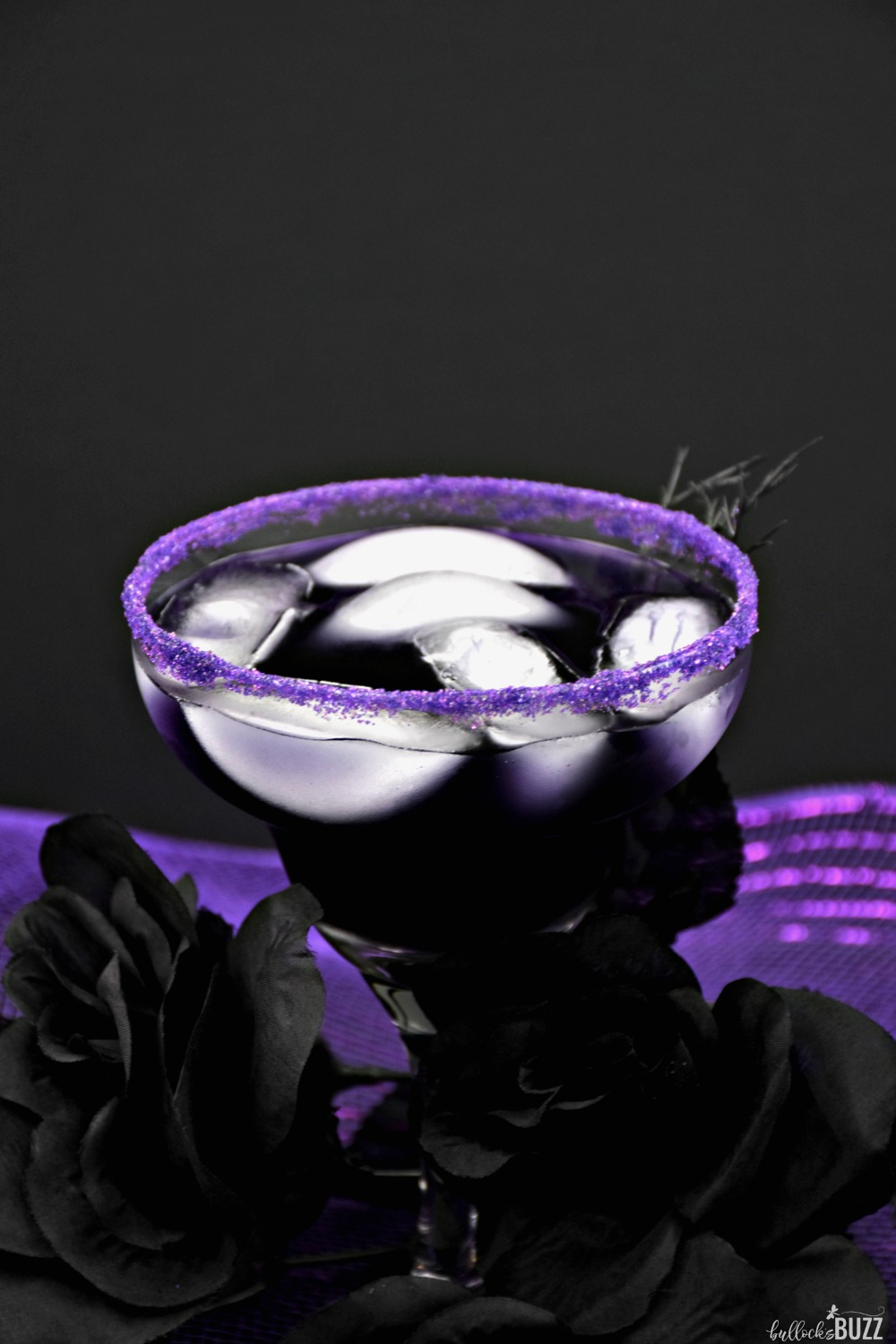 Old Hallows Eve may finally be here, but that doesn't mean the fun is dead and buried! The Magic Potion Purple Halloween Cocktail is a devilishly delicious drink that's so good, it's scary! Get the recipe on Bullock's Buzz blog.