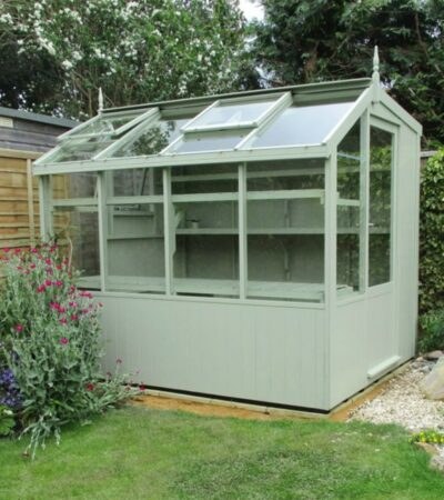 Sustainable Living Investments For Your Home like this potting shed