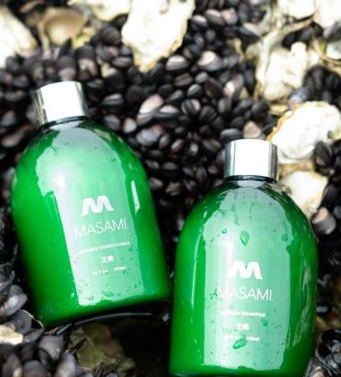 Masami Hair Care shampoo and conditioner