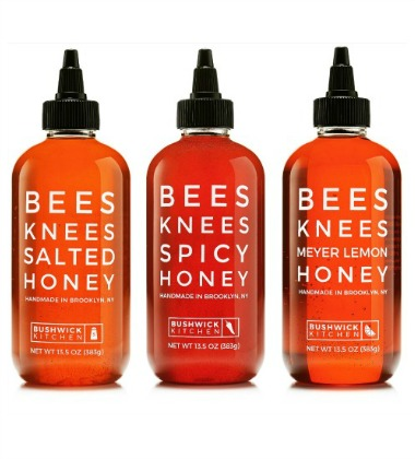 bees knees honey trio from bushwick kitchens