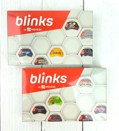 Blinks A-I game