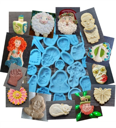 Artesao Cookie Molds