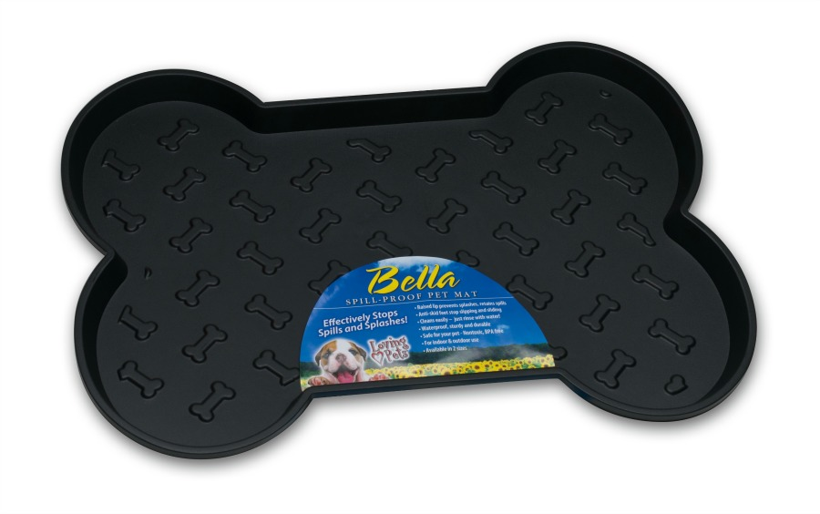 Bella Spill-Proof Mat for dogs