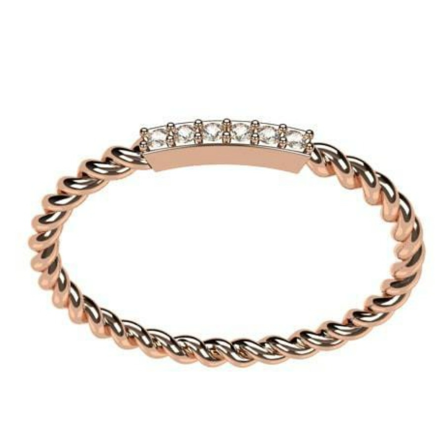 PACS Ring Rose Gold
