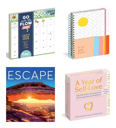 calendars and planners from workman publishing