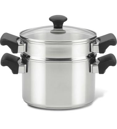 farberware stainless 3 quart steamer saucepot