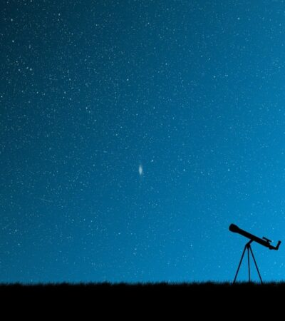 telescope and the galaxy as gifts for stargazers