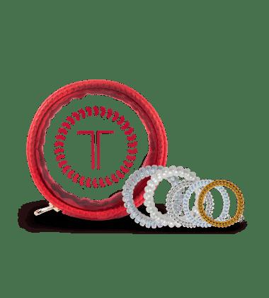 Teleties hair bands Amazon Holiday Bundle