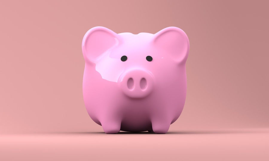 fill your piggy bank with these money-saving tips