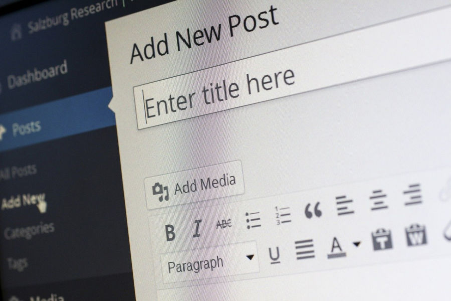 using a platform like Word press is one thing that can help you to go pro with your blog