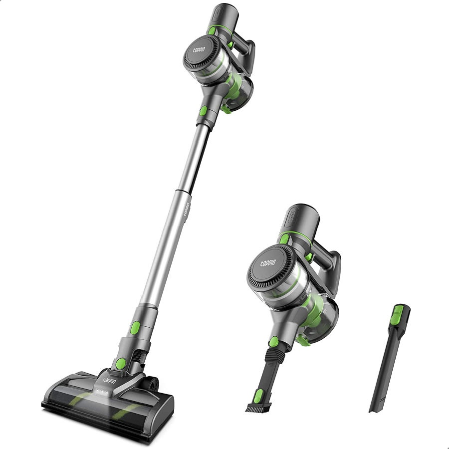 Toppin cordless vacuum with accessories