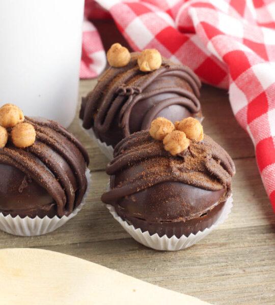 easy caramel mocha coffee bombs recipe