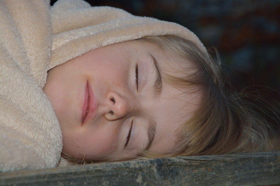 should you get a weighted blanket for your kid