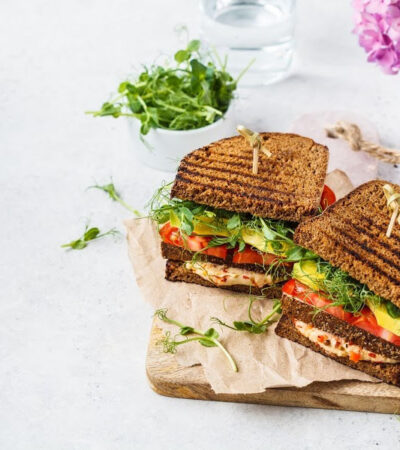easy tofu sandwich recipe