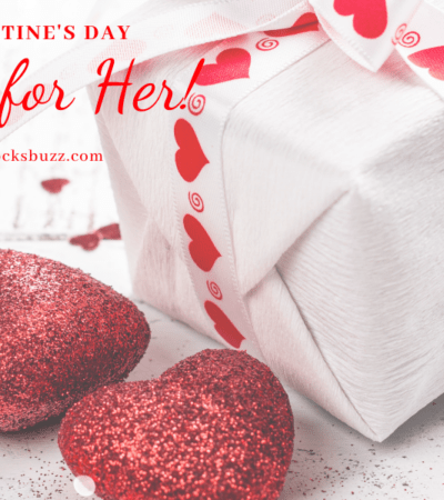 Affordable Valentine's Day Gifts for her