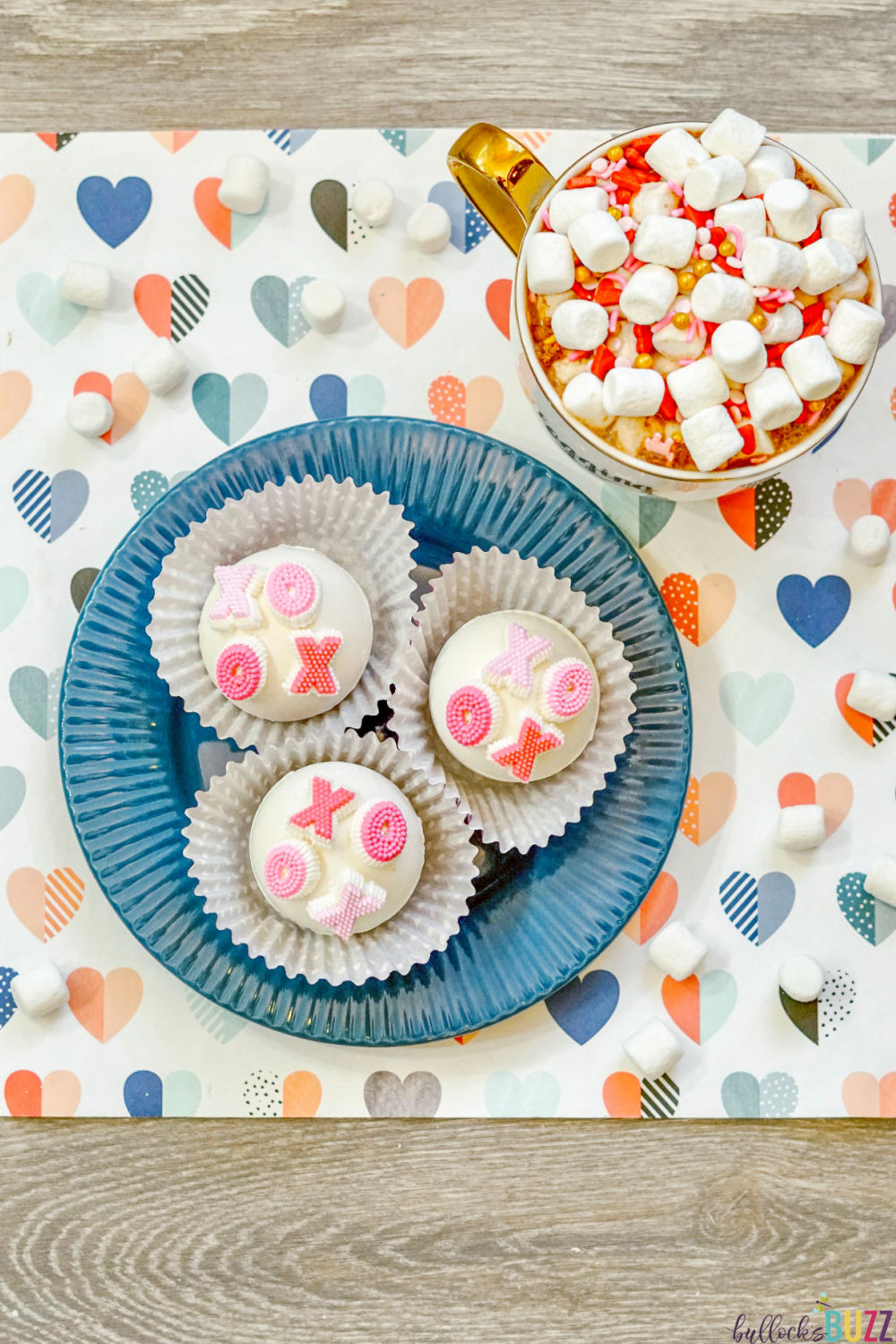 XOXO Valentine's hot cocoa bombs are fun and not too hard to make. Plus they taste amazing!