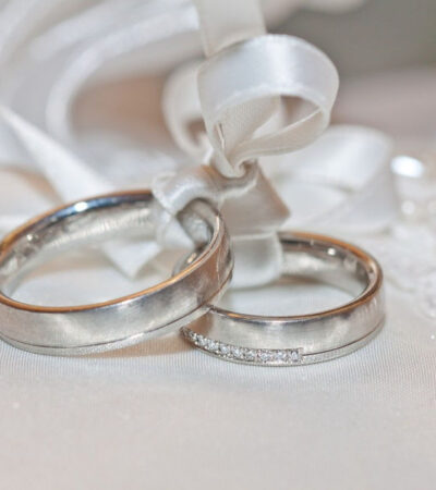 Engagement Ring vs Wedding Band