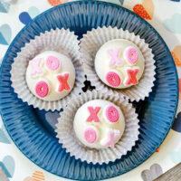 Homemade XOXO Valentines Hot Cocoa Bombs recipe