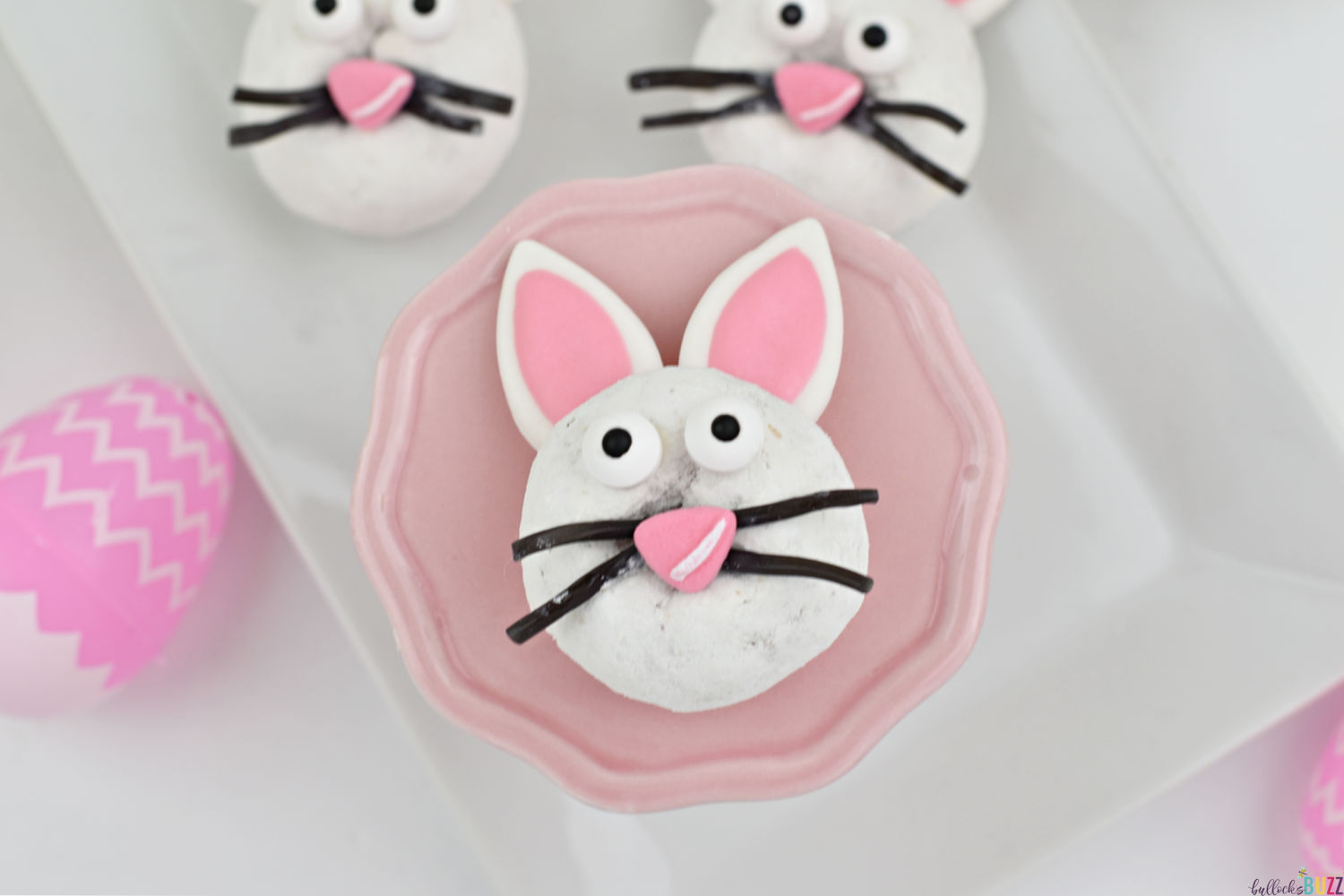 Easter Bunny DOnut close up