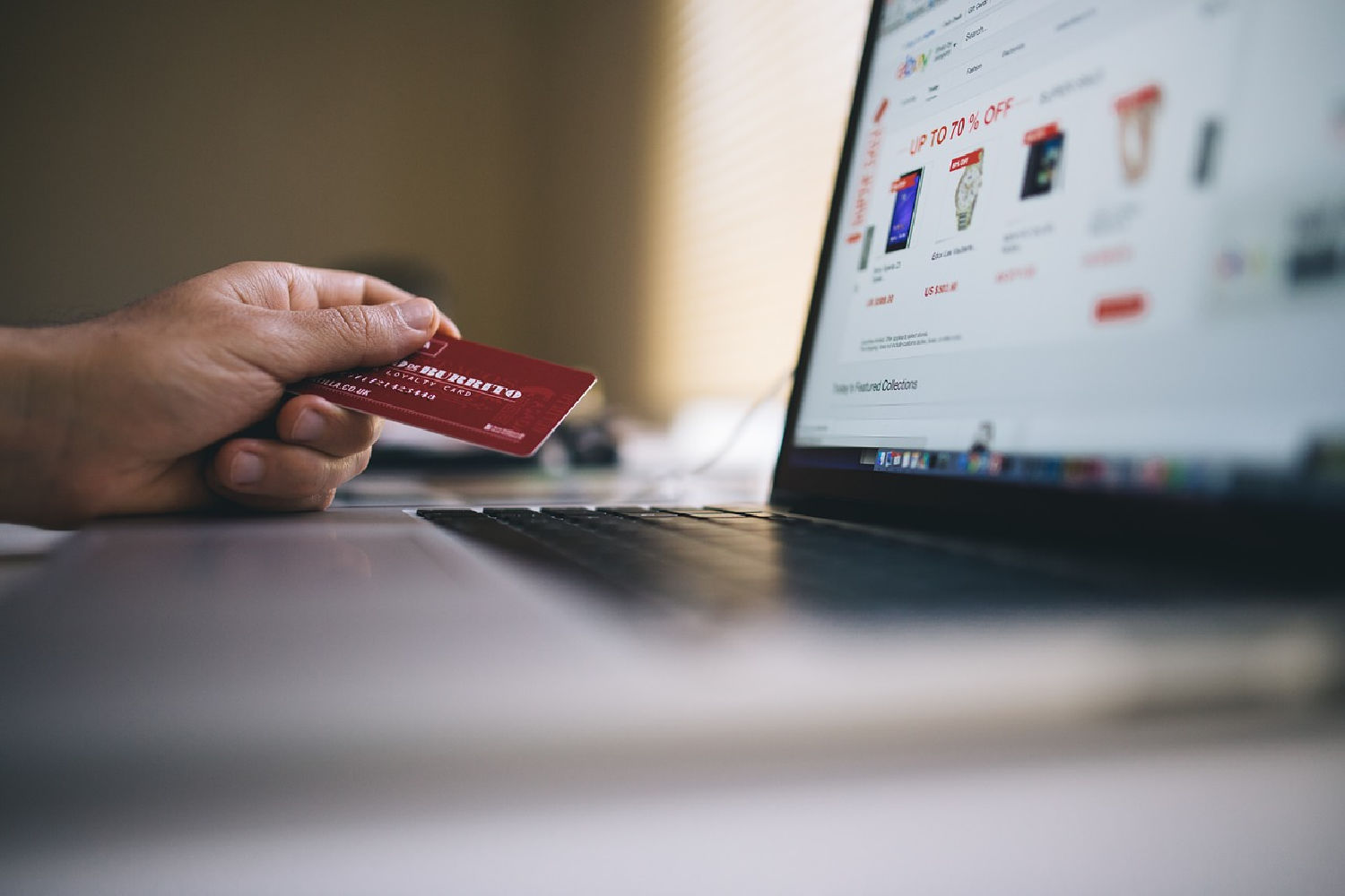 benefits of e-commerce over the eyars