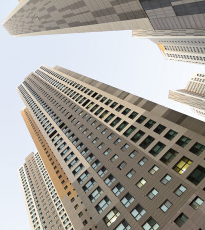 tall buildings in a city worth looking at for real estate investment