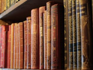 books for DIY home library ideas