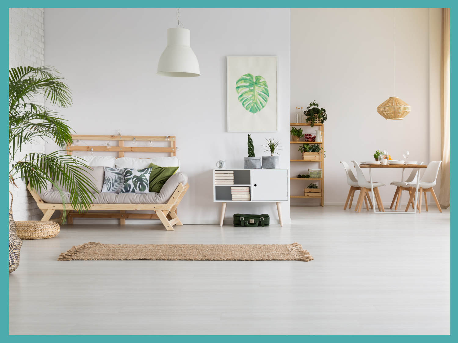 If you're looking to make your home look more modern but don't know where to start, here are five simple tips to help you make it look more trendy, modern, and fashionable.