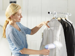 steam your clothes