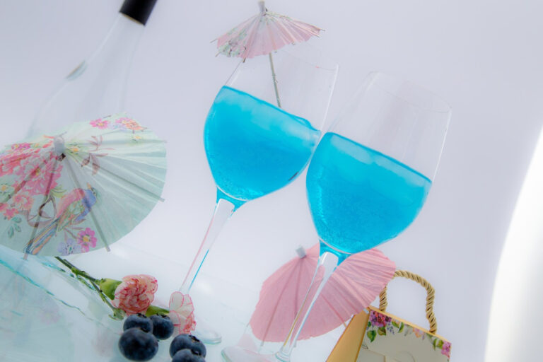 Feeling Blue? Brighten Up the Day With These Blue Cocktails!