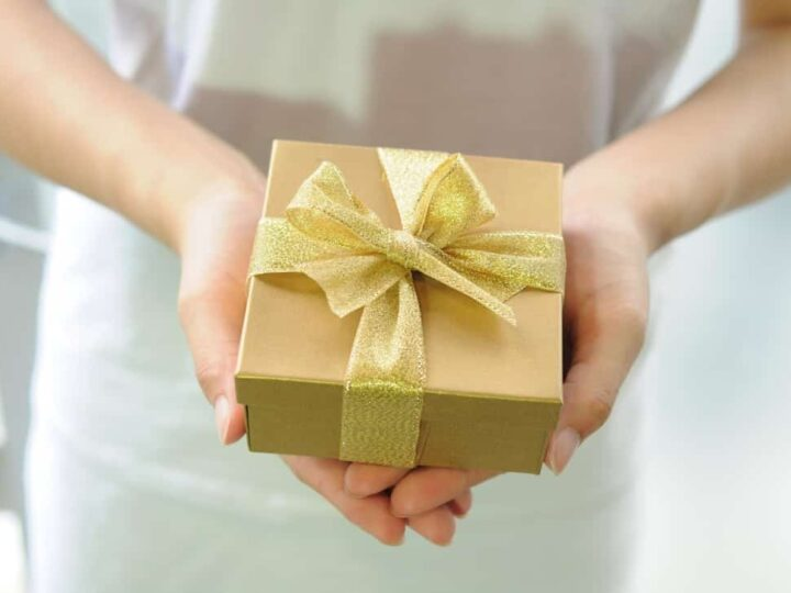 gift box unique gift ideas for your best friend