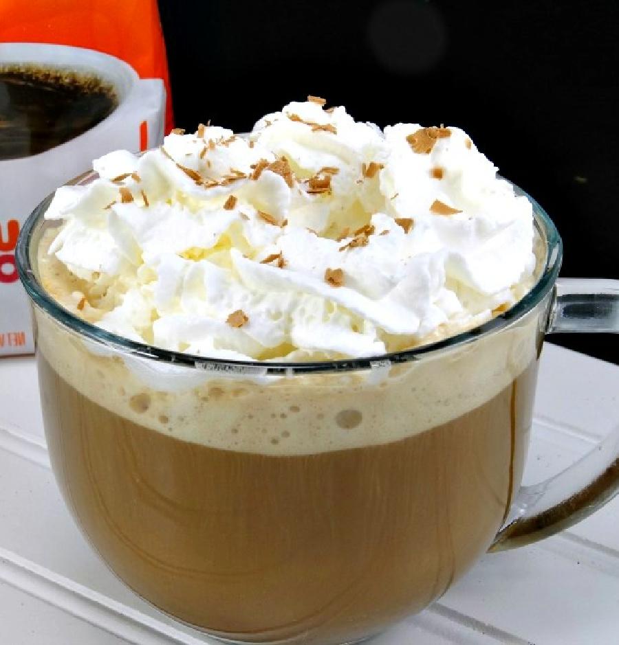 easy hazelnut mocha delight coffee recipe in mug