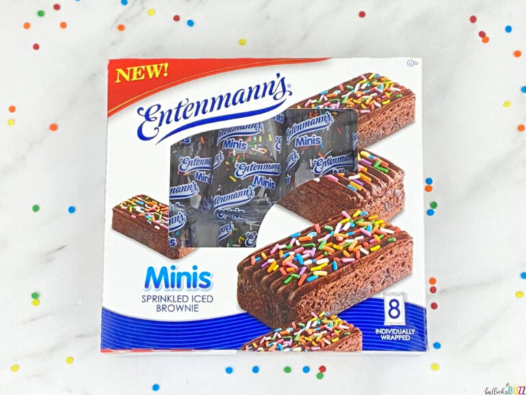 Celebrate National Sprinkle Day with Entenmann's Minis Sprinkled Iced Brownies and Sprinklefest Giveaway