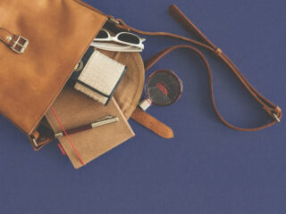 how to maintain a leather wallet