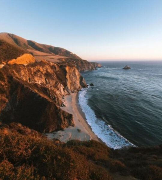 Big Sur is on of the 4 Best Cities to Visit During the Fall Months