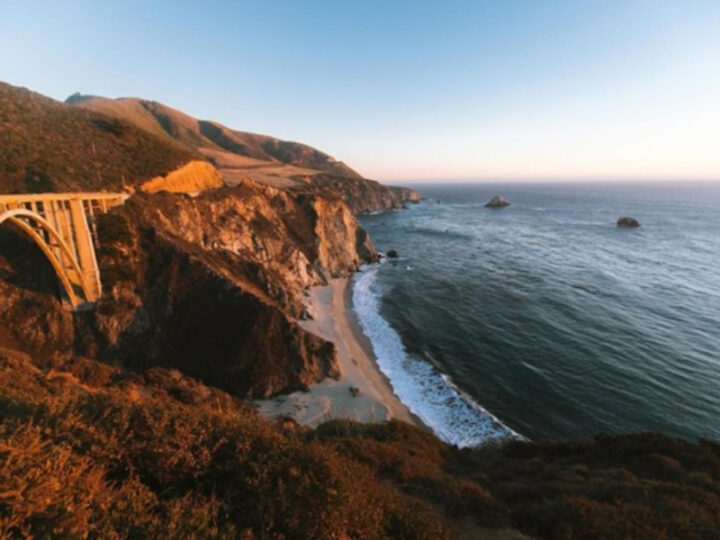 Big Sur is one of the 4 Best Cities to Visit During the Fall Months