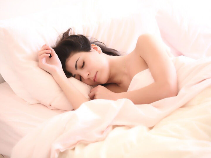 5 Ways to Take Better Care of Yourself including sleep