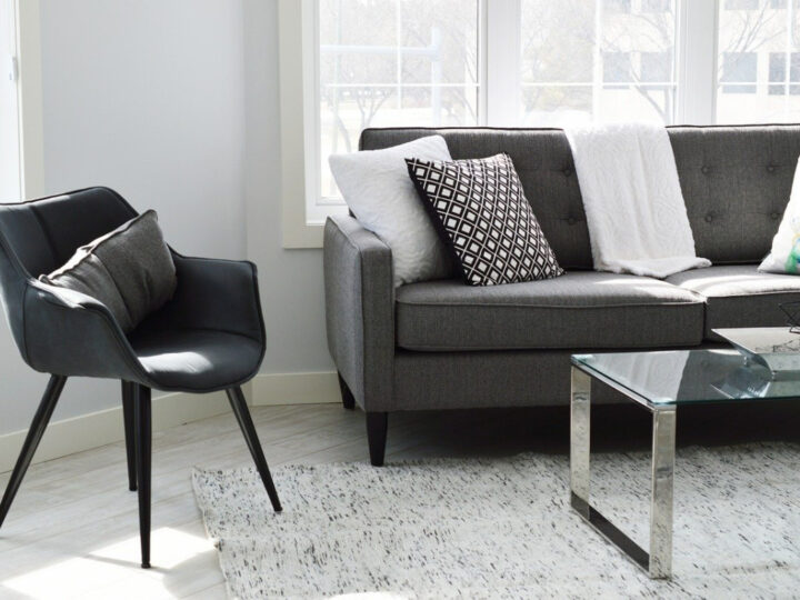 use these interior decorating tips to create a look like this den