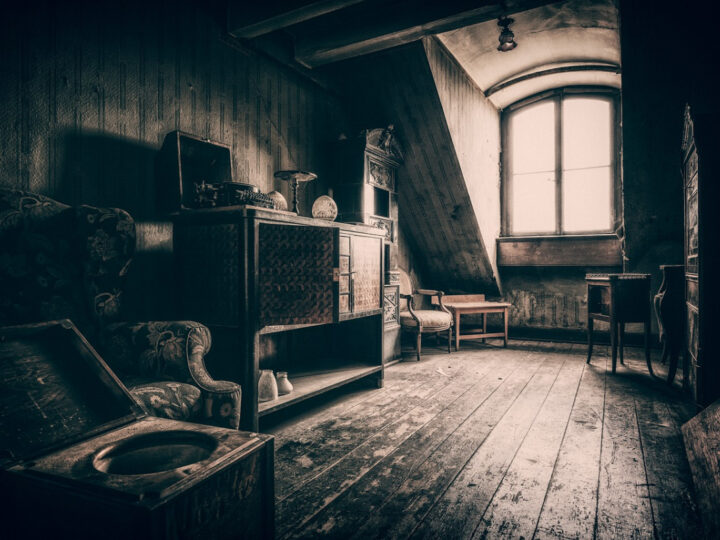 tips for cleaning out your attic