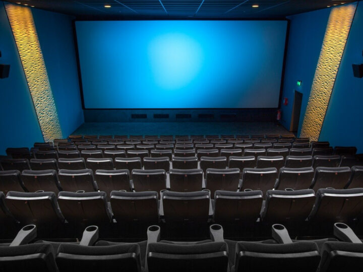 movie theater and reasons why we feel the need to critique a movie