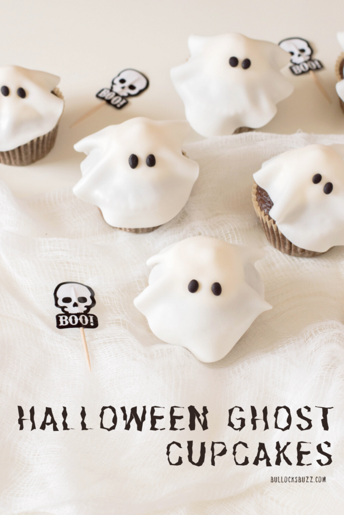 These spooktacular Halloween Ghost Cupcakes are a fun and festive way to celebrate the season. Best of all, they are incredibly easy to make!