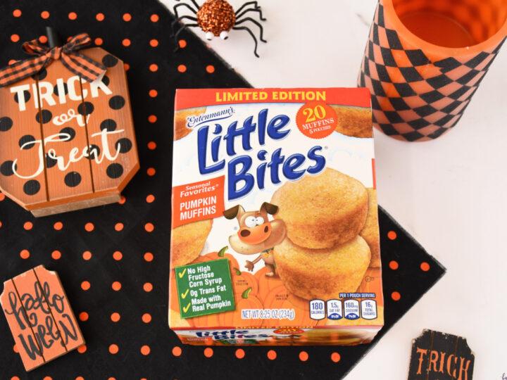 box of Little Bites Muffins