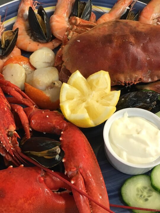 shipping live lobster to your home