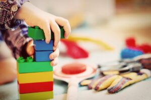 Lego is one of many great toys that help develop your child's imagination